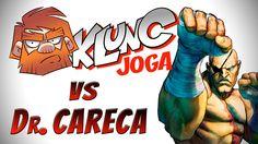 KLUNC JOGA #02 - USFIV - KLUNC VS. DR. CARECA