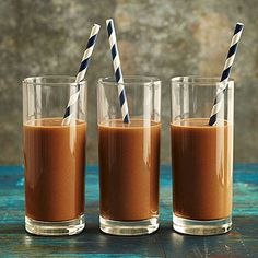 Coffee or smoothie? No need to choose just one when you can blend up a batch of this brilliant beverage that includes cocoa, instant espresso, a banana and a couple hidden vegetables.