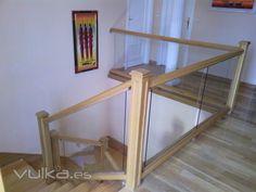escaleras de cristal y madera - Buscar con Google