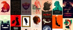 Portfolio of the Week: Olly Moss And The Reinvention Of Movie Posters