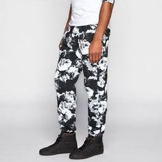 ASPHALT YACHT CLUB Clash Mens Jogger Pants
