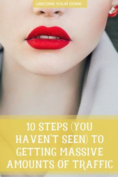 Sure...you've seen Twitter steps and Facebook steps. But you haven't seen THESE steps!! Click the image to read the article and start increasing your blog traffic today!
