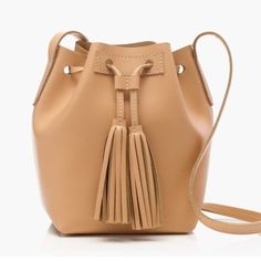 HPJ.Crew mini bucket bag Light tan bucket bag; brand new without tags! J. Crew Bags Crossbody Bags
