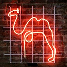 Picasso's Camel. Electrical Engineer BArbie. Neon Art//Neon LOVE!!!