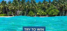Vita Coco wants you to enter once for the chance to win a romantic and exciting vacation to an exotic, private island for two and an American Express gift card! One Grand Prize available: A tri… Win A Trip, Exotic, Romantic, Island, Vacation, American, Outdoor Decor, Gift, Cards
