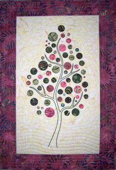 Looking for your next project? You're going to love Branching Up by designer quiltlilyDesigns.