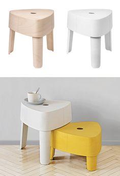 Iittala Plektra stool