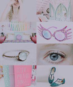 luna lovegood aesthetics