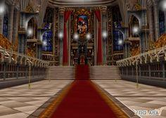 egypt throne room in heaven