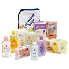 Johnson's Baby Shower Gift Pack