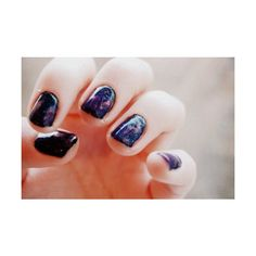 nails   Tumblr ❤ liked on Polyvore featuring nails, pictures, makeup, nail polish and photos
