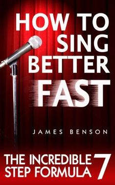 Learn Piano Lessons How to Sing Better Fast- The Incredible 7 Step Formula Vocal Lessons, Singing Lessons, Singing Tips, Piano Lessons, Music Lessons, Guitar Lessons, Guitar Tips, Guitar Songs, Guitar Chords