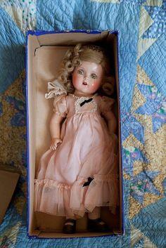 "Madame Alexander Princess Elizabeth Doll Antique 1930's in Original Box 17"" | eBay"