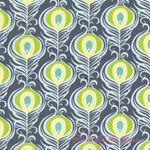 Josephine Kimberling Caravan Dreams Deco Peacock Blue [BF-114-105-03-2] - $10.45 : Pink Chalk Fabrics is your online source for modern quilting cottons and sewing patterns., Cloth, Pattern + Tool for Modern Sewists