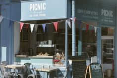 A hamper-load of delicious treats at Picnic Cornwall coffee shop and deli in Falmouth - This Is Your Kingdom