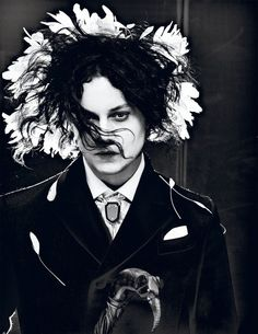Jack White of The White Stripes, Dead Weather, Raconteurs and many others