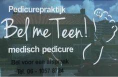 Pedicurepraktijk Bel me Teen!