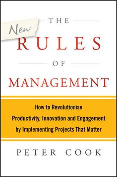 A guide for modern organizations about optimizing productivity, creating a culture of innovation, and building high-performing teams.