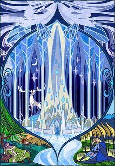 dream of Gondolin by breathing2004 on DeviantArt