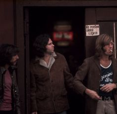 John, Jim & Ray