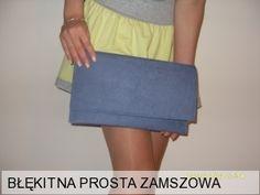 PROMOCJA!!! KOPERTÓWKA SKÓRA-ZAMSZ TOREBKA (5572740310) - Allegro.pl - Więcej niż aukcje. Bags, Fashion, Handbags, Moda, Fashion Styles, Fashion Illustrations, Bag, Totes, Hand Bags