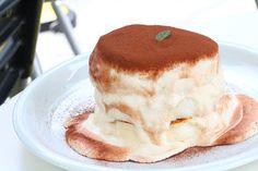 下町の時計台 大阪 Pancakes, Pudding, Breakfast, Desserts, Food, Morning Coffee, Tailgate Desserts, Deserts, Eten