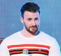 Chris Evans at the FILA Grand Launch event in Shanghai 09/17/15