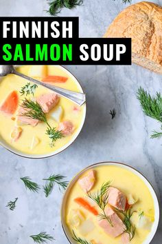 Lohikeitto is a creamy Finnish salmon soup, this recipe is unbelievably  easy to make. Salmon recipes. Soup recipes. Finnish food. Salmon  chowder. #soup #easyrecipe #salmon #finland #Salmon Salmon Soup, Salmon Chowder, Soup Recipes, Easy Recipes, Easy Meals, Around The World Food, Chowder Soup, Magic Recipe, Best Side Dishes