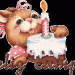 Concurso - Aniversario de Forge of Empires Happy Birthday In Spanish, Gif Animé, Condolences, Birthday Candles, Congratulations, Birthdays, Teddy Bear, Christmas Ornaments, Holiday Decor