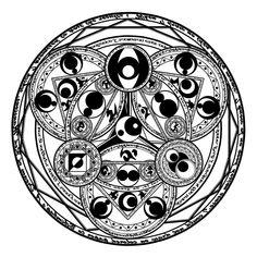 Magic circle 1 by NNao on deviantART