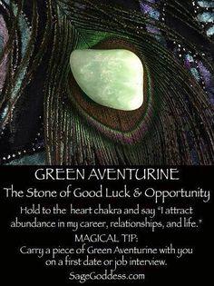 Green Adventurine