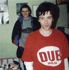 Richey and Nicky..