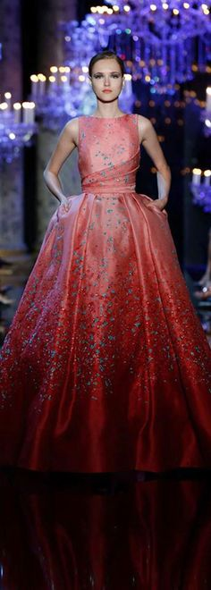 Elie Saab Couture Fall/Winter 2014/15