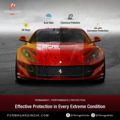 Permagard provides the best luxury car interior and exterior protection in India. Permagard is the global leader in the Paint Protection Technology. Exterior Paint, Interior And Exterior, Hard Water Spots, Chemical Bond, Water Based Stain, Best Luxury Cars, Health And Safety, Vulnerability, Biodegradable Products