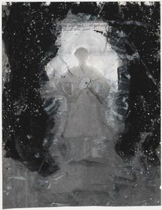 Anselm Kiefer, 'The moral law within us, the starry heavens above us' 1969/2010. Tate Modern.