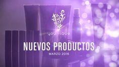 Presentación de Nuevos Productos Younique en marzo del 2016
