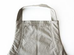Custom linen apron. Stain resistant. The best by LovelyHomeIdea