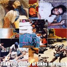 Countess Sikhs were Martyred during operation blue star in 1984