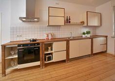 Modulküchen bloc Modulküche