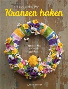 Kransen haken boek - www.dewolkast.nl