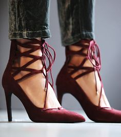 The Sexy Shoe Style That's Appropriate for Every Age via @WhoWhatWear