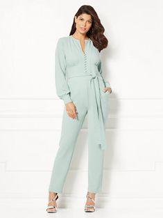 2311d070db4 Melissa Jumpsuit - Eva Mendes Collection