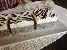 Raspberrybrunette: Makovo-banánový zákusok Dessert Recipes, Desserts, Vanilla Cake, Tiramisu, Cheesecake, Ethnic Recipes, Sweet, Treats, Basket