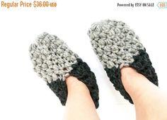 50 % BLACK FRIDAY SALE Handmade slippers, women's socks, men's slippers, unisex, handmade wool socks, woman slipper, Christmas gift, birthda