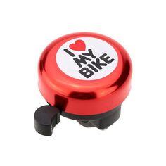 I Love My Bike Bell Ring