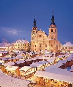 Ludwigsburger Weihnachtsmarkt.