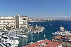 Excelsior Hotel, Naples Excelsior Hotel, Naples, Hotels And Resorts, Paris Skyline, Dolores Park, Travel, Viajes, Destinations, Traveling