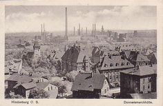 Donnersmarck Steelmill in Zabrze