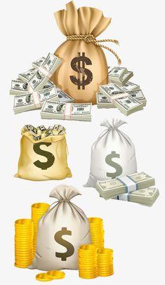 Money Bag Tattoo, Lb Logo, Queen Shop, Lotus Art, Gift From Heaven, Hip Hop Art, Weapon Concept Art, Photoshop Design, Cartoon Pics
