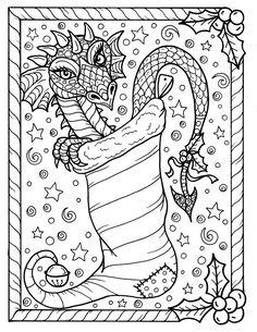 Christmas Adult Coloring Sheets New Dragon Christmas Coloring Page Digital Jpg File Adult Color Adult Coloring Pages, Abstract Coloring Pages, Alphabet Coloring Pages, Flower Coloring Pages, Mandala Coloring Pages, Coloring Pages To Print, Colouring Pages, Printable Coloring Pages, Coloring Books